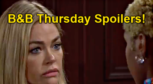 The Bold and the Beautiful Spoilers: Thursday, June 10 – Carter's New Marriage Proposal Thrills Zoe – Shauna Warns Paris