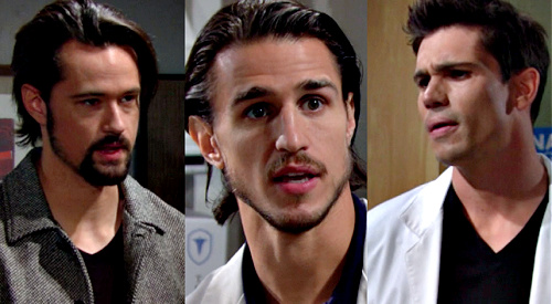 The Bold and the Beautiful Spoilers: True Paternity of Steffy's Baby Reveal – Finn, Vinny & Thomas Fight Exposes Bio Dad