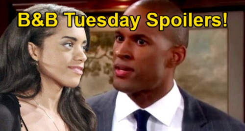 The Bold and the Beautiful Spoilers: Tuesday, April 13 – Zoe's Big Revelation - Wild Plan to Win Carter Back
