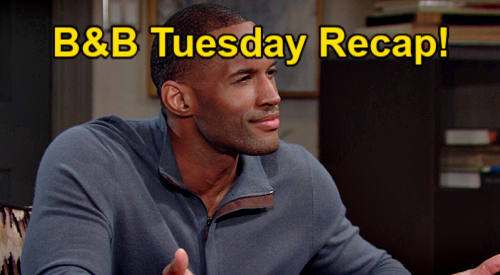 The Bold and the Beautiful Spoilers: Tuesday, April 20 Recap – Quinn Clicks With Carter the Love Doctor - Hope Demands Liam's Secret