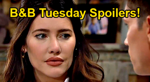 The Bold and the Beautiful Spoilers: Tuesday, July 27 – Finn's Confession Changes Steffy's Perspective – Paris & Zende Hide