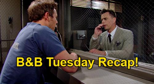 The Bold and the Beautiful Spoilers: Tuesday, June 15 Recap – Quinn Not Over Carter - Wyatt Scorns Pushing Thomas Toward Hope