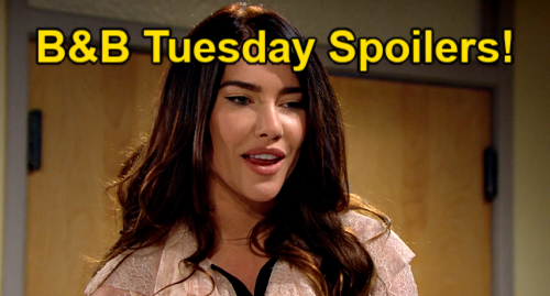 The Bold and the Beautiful Spoilers: Tuesday, September 7 – Steffy Blasts Sheila for Phony Illness, Tells Finn Wise Up