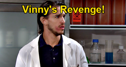 The Bold and the Beautiful Spoilers: Vinny's Revenge -Turns Against Thomas with Payback Plot?