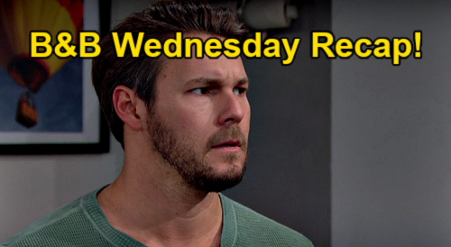 The Bold and the Beautiful Spoilers: Wednesday, April 28 Recap – Liam's Permanent Family Loss – Carter's Body Entices Quinn