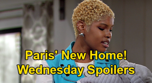 The Bold and the Beautiful Spoilers: Wednesday, July 21 – Paris Shocking Offer & New Home – Quinn & Carter Fight Over Future