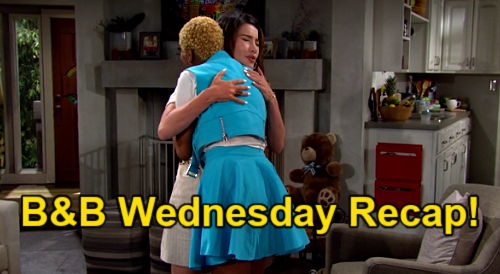 The Bold and the Beautiful Spoilers: Wednesday, July 21 Recap – Quinn's Settlement Fight – Finn & Steffy's New Roomie