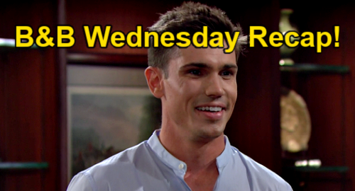 The Bold and the Beautiful Spoilers: Wednesday, June 16 Recap – Finn Fill-In Daddy – Steffy Shaken After Crushing Liam Visit