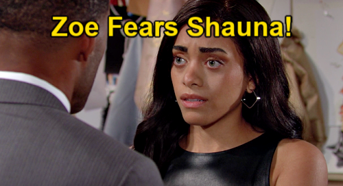 The Bold and the Beautiful Spoilers: Wednesday, June 9 Recap – Paris Horrified Over Quinn in Carter's Bed – Zoe's Shauna Fears