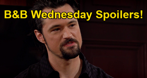 The Bold and the Beautiful Spoilers: Wednesday, May 5 – Wyatt Catches Bill & Liam's Faceoff –Thomas' True Hope Feelings