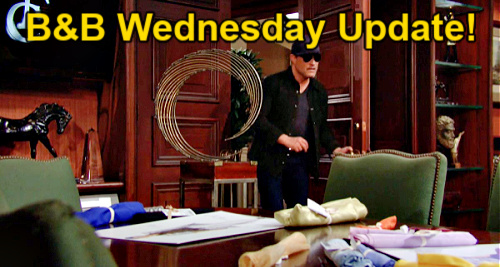 The Bold and the Beautiful Spoilers: Wednesday, October 13 Update – Paris Moves in With Thomas - Deacon Busted, Stands Up to Liam