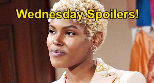 The Bold and the Beautiful Spoilers: Wednesday, September 15 – Paris Disrupts Finn & Steffy – Brooke & Ridge Seek Eric's Secret