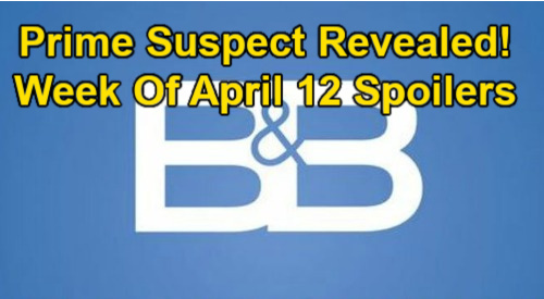 The Bold and the Beautiful Spoilers: Week of April 12 – Prime Suspect Revealed – Liam & Bill Detective Visit - Quinn's Marriage Woes
