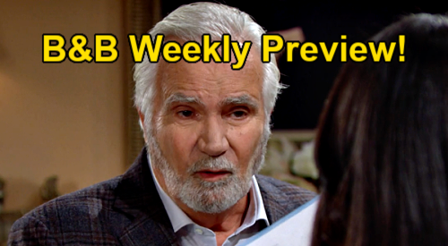The Bold and the Beautiful Spoilers: Week of August 16 Preview - Eric's Terrible Divorce Mistake – Quinn Loves Carter