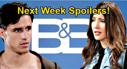 The Bold and the Beautiful Spoilers: Week of February 15 – Liam's the Father, Hope Breaks Down – Finn's Next Steps with Steffy