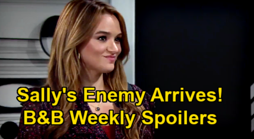 The Bold and the Beautiful Spoilers: Week of January 11 – Finn Blasts Liam – Hope's Devastation – Sally's Enemy Arrives