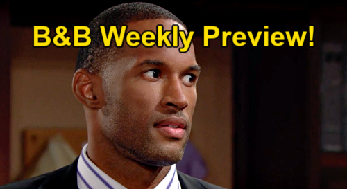 The Bold and the Beautiful Spoilers: Week of September 13 Preview - Quinn & Carter's Feelings Undermine Eric's Big Plans