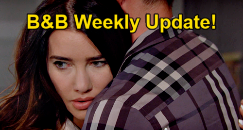 The Bold and the Beautiful Spoilers: Week of September 13 Update – Liam & Wyatt Schmooze - Finn Still Wants to Know Sheila