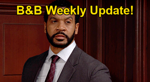 The Bold and the Beautiful Spoilers: Week of September 20 Update – Justin's Top-Secret Assignment – Sheila's Surprise Visit