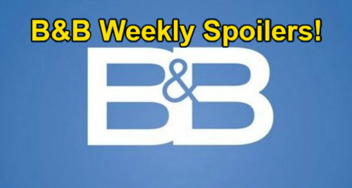 The Bold and the Beautiful Spoilers: Week of September 27 – Finn Breaks Up Sheila & Steffy Fight - Ridge Blasts Quinn Cheating