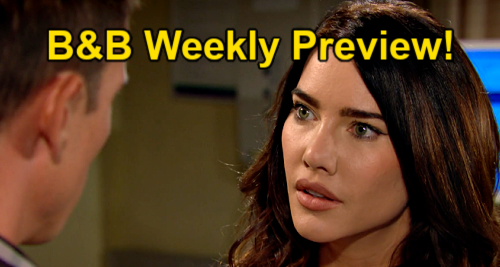 The Bold and the Beautiful Spoilers: Week of September 6 Preview: Finn Tells Steffy He Refuses to Abandon Sheila