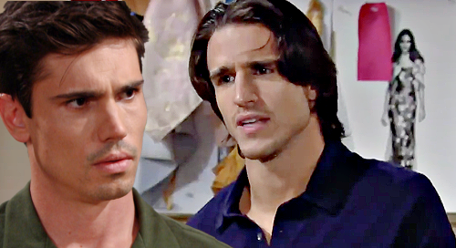 The Bold and the Beautiful Spoilers: Who Reveals Vinny's Paternity Switch & Tells Finn He's Steffy's Baby Daddy?