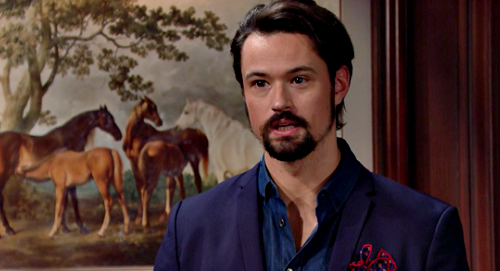 The Bold and the Beautiful Spoilers: Will Hope Get Pregnant by Thomas – Liam Faces Flip Side of Betrayal Through 'Thope' Baby?