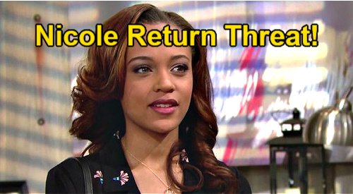 The Bold and the Beautiful Spoilers: Will Nicole Avant's Return Ruin Zende & Paris' New Love – Ex-Wife Still Poses Threat?