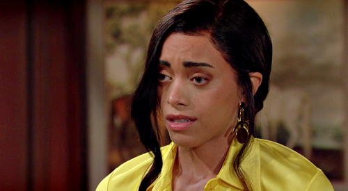 The Bold and the Beautiful Spoilers: Zoe's Heartbreaking Exit Details – How Will Kiara Barnes' Character Leave B&B?
