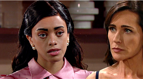 The Bold and the Beautiful Spoilers: Zoe Finds Mystery Woman Evidence at Carter's Loft – Quinn's Cheating Trail Exposed