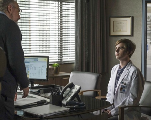 "The Good Doctor Recap 03/22/21: Season 4 Episode 12 ""Teeny Blue Eyes"""