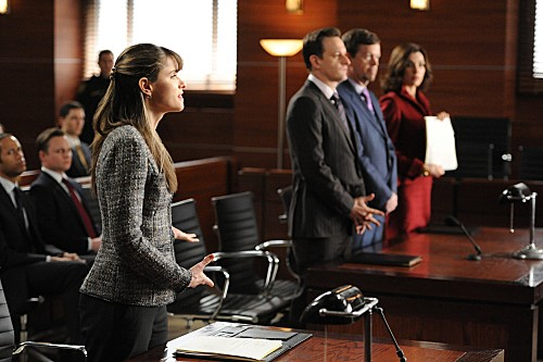 """The Good Wife RECAP 3/31/13: Season 4 Episode 19 """"The Wheels of Justice"""""""