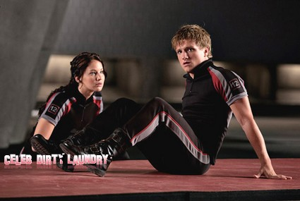 Josh Hutcherson and Jennifer Lawrence And Their Hunger Games Connection