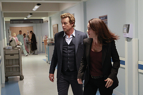 """The Mentalist Recap - One of the Team is Lost: Season 7 Episode 10 """"Nothing Gold Can Stay"""""""