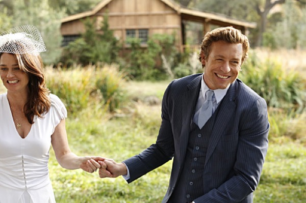 """The Mentalist Recap Series Finale - Finally Married """"Brown Shag Carpet / White Orchids"""""""