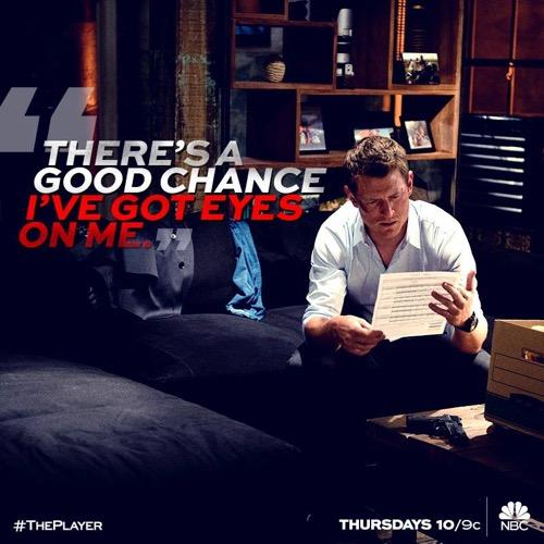 """The Player Recap 10/8/15: Season 1 Episode 3 """"L.A. Takedown"""""""