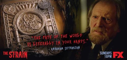 "The Strain Recap 9/27/15: Season 2 Episode 12 ""Fallen Light"""