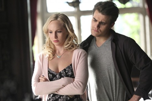 """The Vampire Diaries Recap - Bonnie and Damon's Suicide Pact: Season 6 episode 13 """"The Day I Tried to Live"""""""