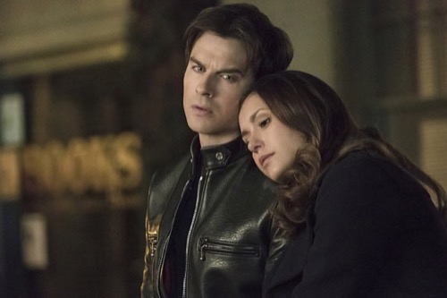 "The Vampire Diaries Recap - Vampire Karaoke: Season 6 Episode 18 ""I Could Never Love Like That"""