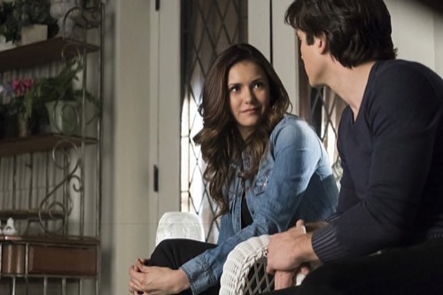 "The Vampire Diaries Recap 'Cured and Curing': Season 6 Episode 19 ""Because"""