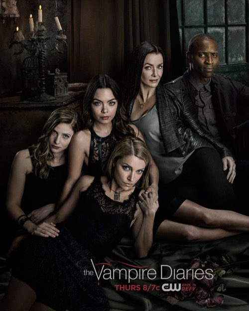 "The Vampire Diaries Recap - Mother Loving Disaster: Season 7 Episode 5 ""Live Through This"""