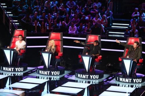 """The Voice RECAP 3/25/13: Season 4 Premiere """"Blind Auditions"""""""