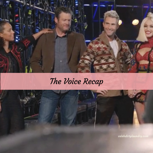 "The Voice Recap 3/27/17: Season 12 Episode 11 ""Battles, Part 3"""
