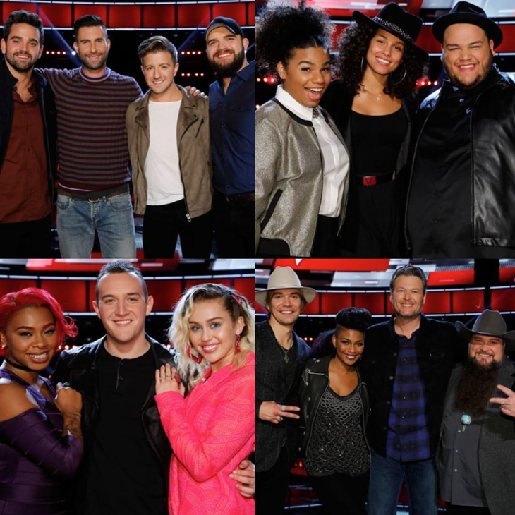The Voice Recap Results Final 8: Aaron Gibson Saved - Courtney and Austin Eliminated - Season 11 Episode 21