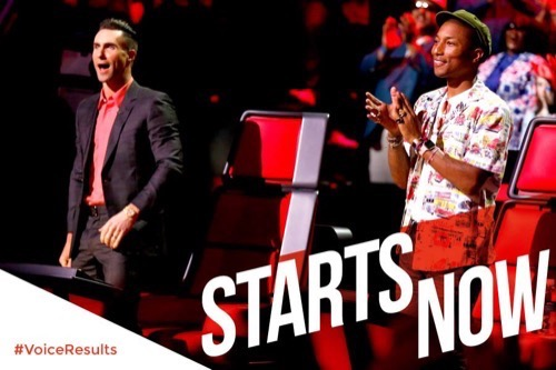 The Voice Live Recap - The Live Playoffs, Results: Season 8 Episode 16