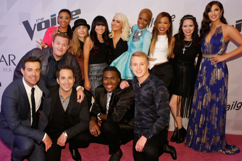 "The Voice 2015 Recap Whitney Hosuton, Elton John Covered by the Top 10: Season 8 Episode 19 ""Live Top 10 Performances"""
