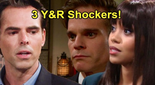 The Young and the Restless Spoilers: 3 Surprising Y&R Storylines – Unexpected Outcomes Result