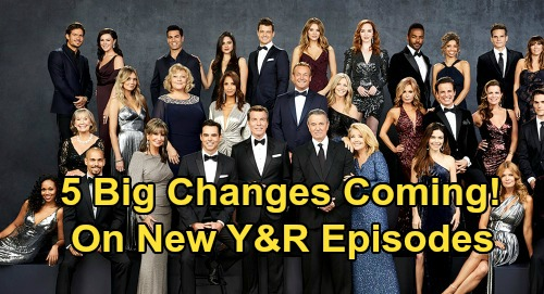 The Young and the Restless Spoilers: 5 Things That Need to End in New Y&R Episodes – Big Changes Coming To Genoa City