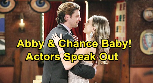 The Young and the Restless Spoilers: Abby & Chance's Marriage and Baby – Melissa Ordway & Donny Boaz Want Couple's Happy Future