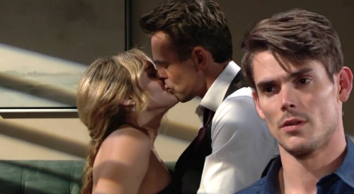 The Young and the Restless Spoilers: Adam Learns About Billy & Summer's One-Night Stand - Uses As Leverage Against Nemesis?